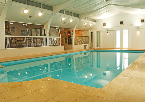 SWIM IN OUR 30° HEATED SWIMMING POOL
