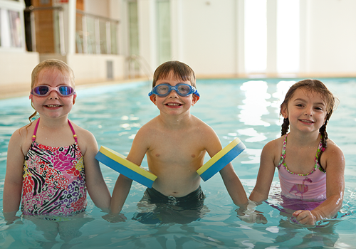 'SPLASH TIME' FAMILY SWIMMING SESSIONS